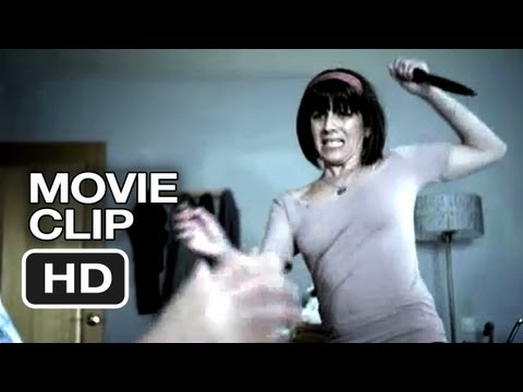 The ABCs of Death Movie CLIP - Knife (2013) Horror Movie HD