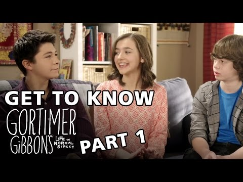 Get to Know the Cast of Gortimer Gibbon's - Part 1