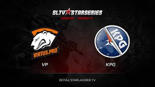Virtus.Pro vs KPG, game 1