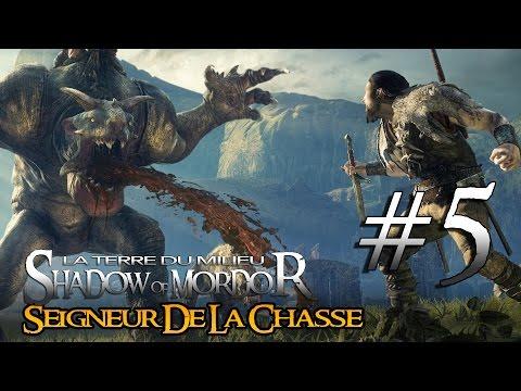 La Terre du Milieu : L'Ombre du Mordor - Seigneur de la Chasse Xbox One