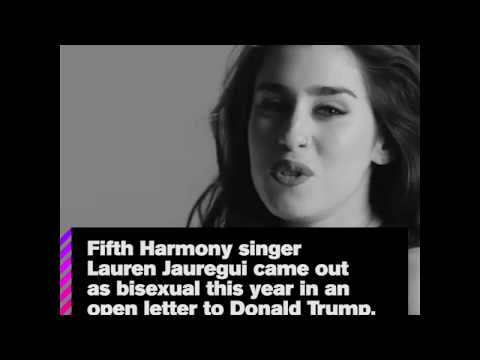 National Coming Out Day 2017 - Lauren Jauregui