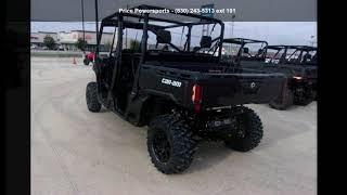 9. 2020 Can-Am® Defender MAX DPS™ HD10