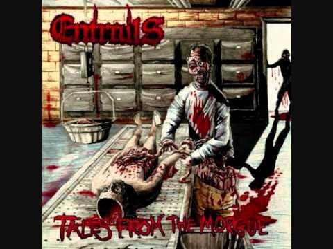 Entrails - Curse Of Death online metal music video by ENTRAILS