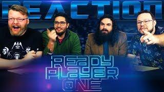 Video Ready Player One- Official Trailer 1 REACTION!! MP3, 3GP, MP4, WEBM, AVI, FLV September 2018