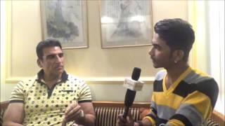 Mukesh rishi exclusive with Nagpurinfo