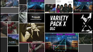 "Learn to play 4 hits spanning country, classic rock, punk, and groove metal! ""Bad Things"" by Jace Everett, ""Lick It Up"" by Kiss, ""Los Angeles"" by X, and ""Mouth For War"" by Pantera will be available today on Xbox Live, PlayStation Network, and Steam. The songs may be posted later for players in territories served by the European PlayStation Store due to differences in publishing times. See the tunings and arrangements below. ""Bad Things"" by Jace Everett – E Standard – Lead/Rhythm/Bass""Lick It Up"" by Kiss – E Standard – Lead/Rhythm/Bass""Los Angeles"" by X – E Standard – Lead/Rhythm/Bass""Mouth For War"" by Pantera – E Standard – Lead/Rhythm/BassFor more information, visit http://www.rocksmith.com"