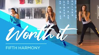 Worth it - Fifth Harmony - HipNThigh Fitness Workout Dance Video - Choreography