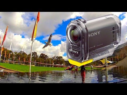 Sony Action Cam Review – Sony Takes Aim at the GoPro Empire