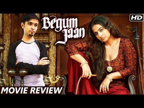 BEGUM JAAN Movie Review | VIDYA BALAN | NASEERUDDI