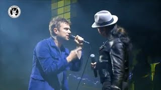 Gorillaz - Charger (Feat Pauline Black) - Vive Latino 2018