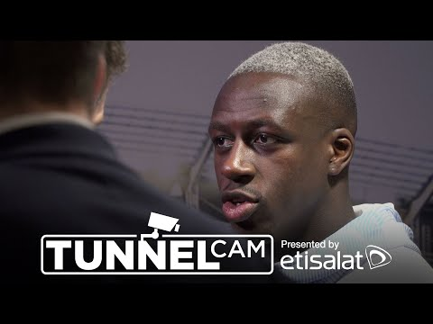 TUNNEL CAM | Man City 2-0 West Ham