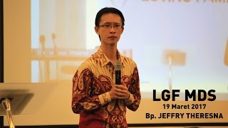 Bp. Jeffry Theresna - The Call (LGF Pluit, 19 Maret 2017 - 08.00)