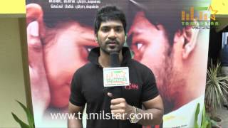 Nirmal at 8MM Movie Press Meet