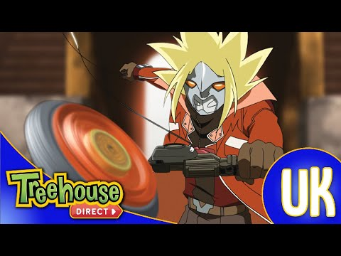 Beyblade Metal Fusion: Clash!  The Fireblaze Vs. The Pegasus - Ep.39