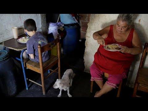 Βενεζουέλα: Στα όρια της πείνας