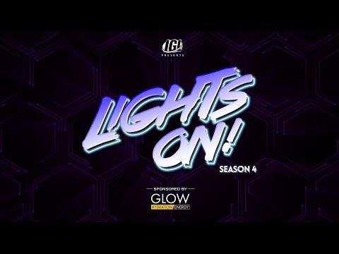 Lights On! - Season 4 Episode 9 - Top 4 Match Up Reveal [gloving.com]