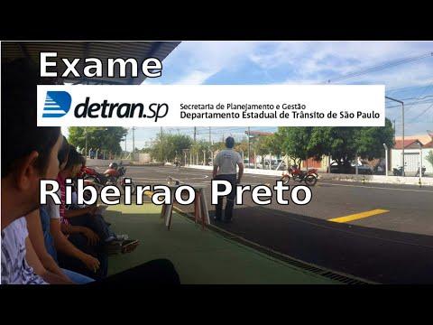 Exâme de Moto - Detran de Ribeirão Preto (Brazilian DMV Exam for Motorcycles)