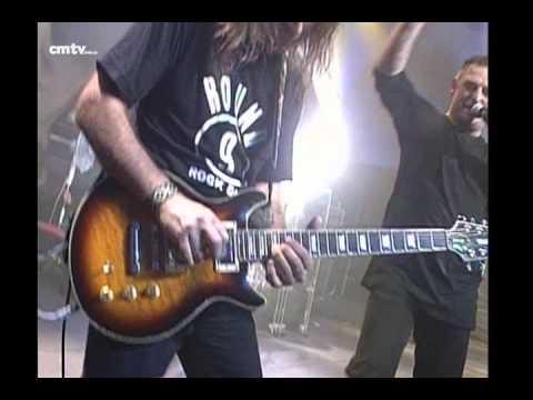 Almafuerte video Sirva otra vuelta pulpero - Metal Rock Festival 2008
