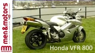 7. Honda VFR 800 Review (2003)