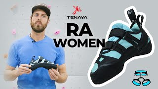 Tenaya Ra Women low volume climbing shoe by WeighMyRack