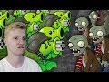 ZOMBIERNE ER TILBAGE // Plants VS Zombies (Mini-games #1) [Dansk]