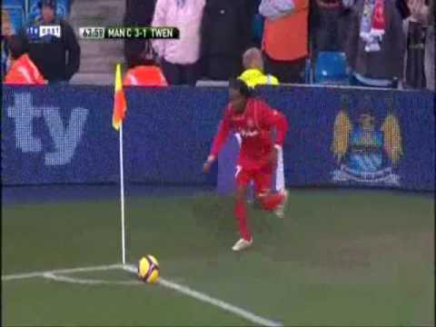 Manchester City - FC Twente (Copa UEFA 2008)