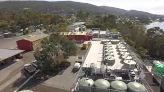 Taroona Australia  city images : IMAS Experimental Aquaculture Facility Fly-Over