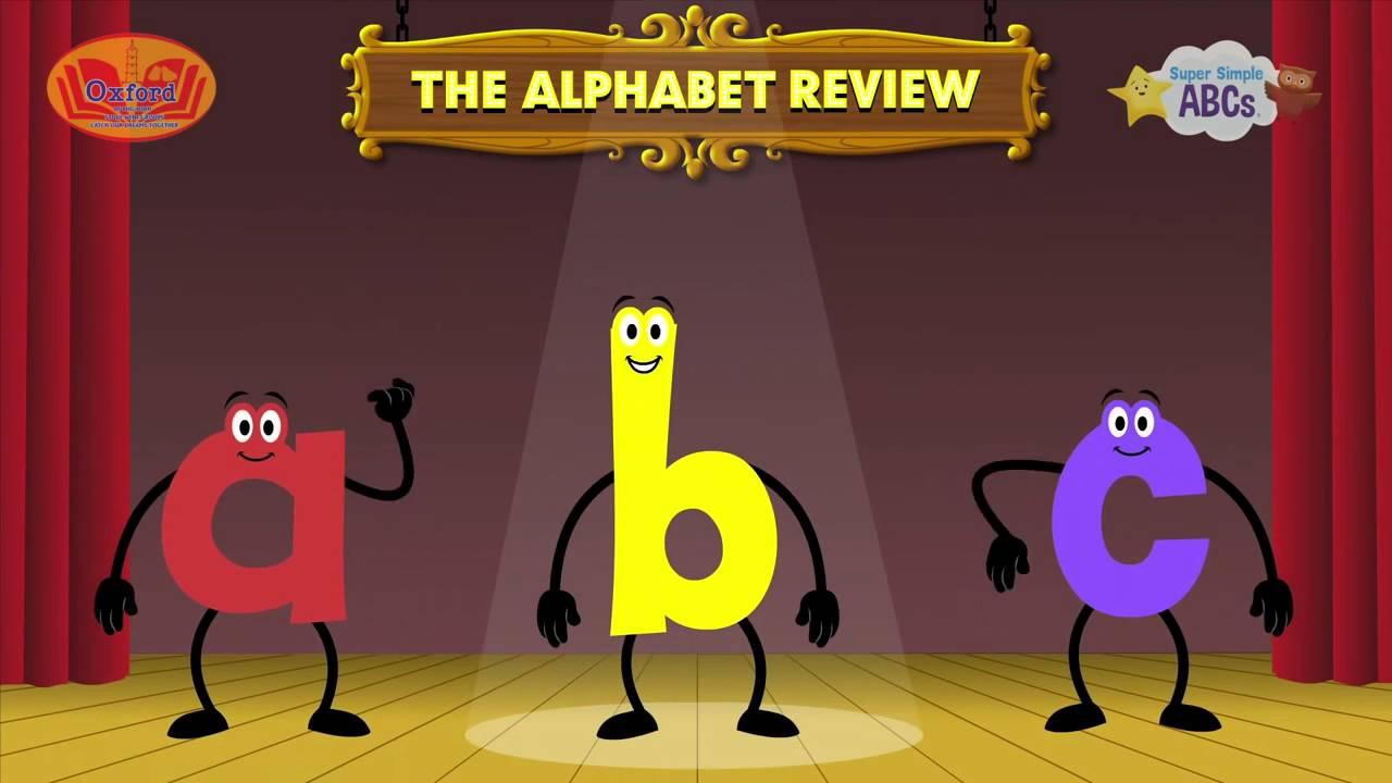 The Alphabet Review