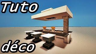 minecraft tuto d co int rieur les tables vidinfo. Black Bedroom Furniture Sets. Home Design Ideas