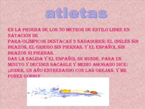 CHISTES Y CHISTECITOS CORTOS