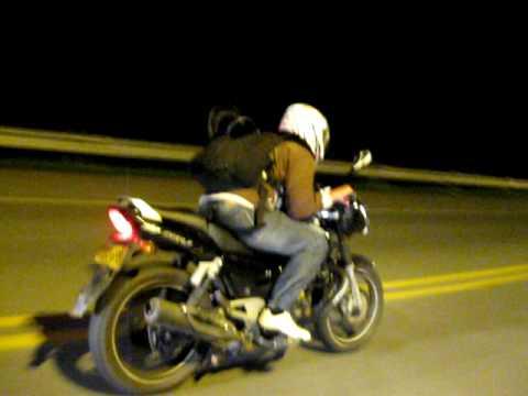 Pulsar 180 Vs QuinQui 200 Torque Moto Club