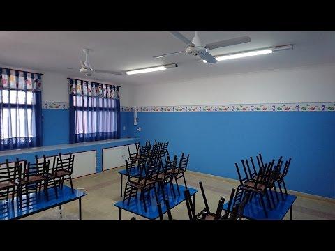 Nuevas aulas en Jardin 207 Nueva Roma Casilda