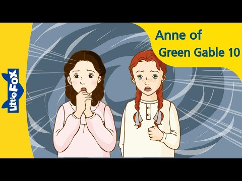 Anne of Green Gables 10 | Anne & Gilbert | Stories for Kids | Bedtime Stories