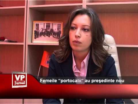 """Femeile """"portocalii"""" au preşedinte nou"""