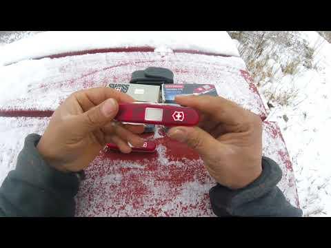 victorinox knifes whit digital watch! timekeeper alarm, voyager, voyager lite and traveller lite!