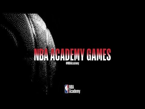 Video: NBA Academy Games 2019 Finals | NBA Global Academy vs World Select Blue
