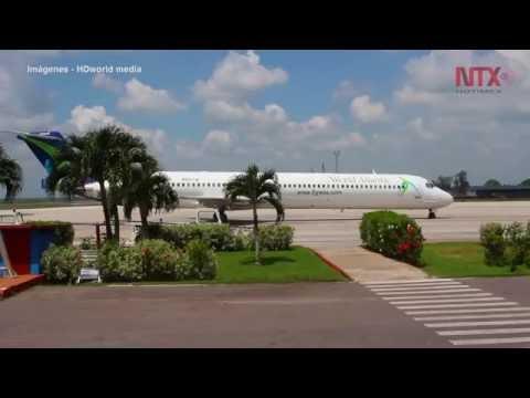 Parte primer vuelo Miami-La Habana