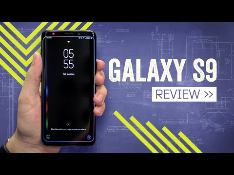 , title :'Samsung Galaxy S9 Review'