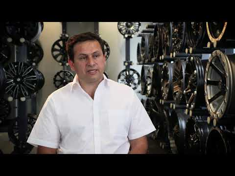 2018 Ethnic Business Awards Finalist – Medium to Large Business Category – Houssam Taleb – Tempe Tyre & Wheel Centre