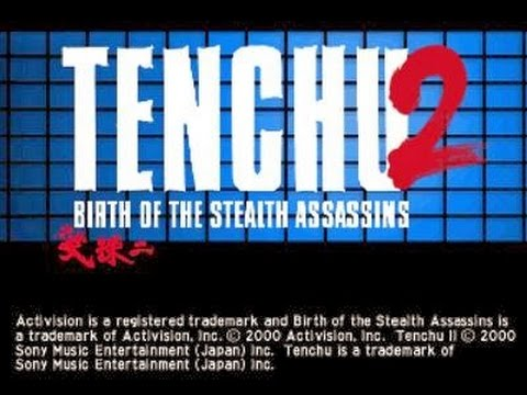 tenchu 2 birth of the stealth assassins psx