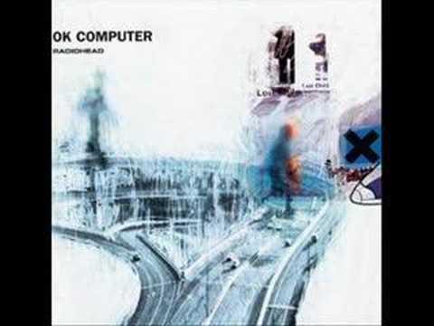 Radiohead - Lucky lyrics