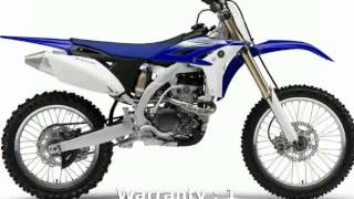 10. [traciada] 2011 Yamaha YZ 250 - Features and Specification