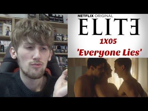 ELITE Season 1 Episode 5 - 'Everyone Lies' Reaction