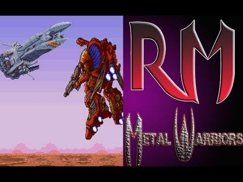 preview-Metal Warriors Review