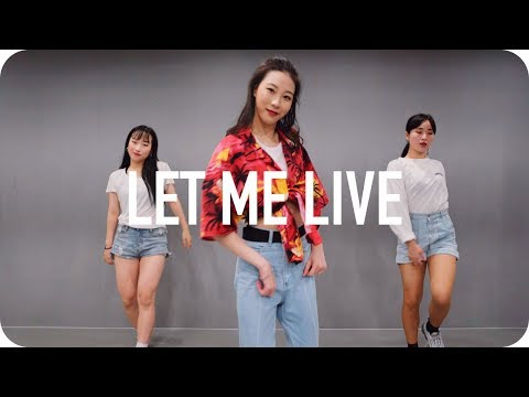 Let Me Live - Rudimental & Major Lazer / Tina Boo Choreography
