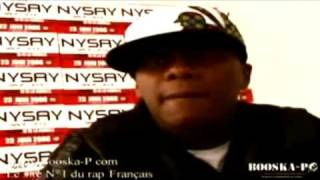 Interview SALIF à l'occasions de la sortie de l'album NYSAY