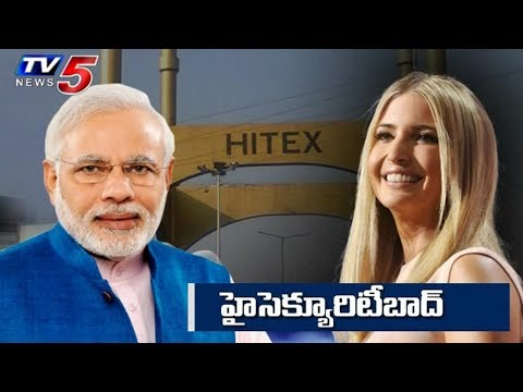 PM Modi & Ivanka Trump Hyderabad Tour Schedule
