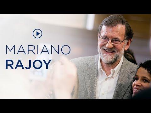 """Rajoy: """"Frente a la división y al enfrentamiento, ..."""
