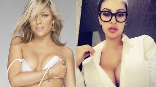 Top 5 Hottest Wives & Girlfriends of the NFL | Fumble Foxes Of The Week by Obsev Sports