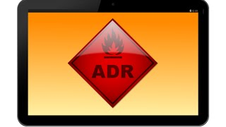 ADR Dangerous Goods YouTube video